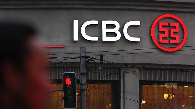 ICBC中国工商銀行、個人口座、法人口座開設