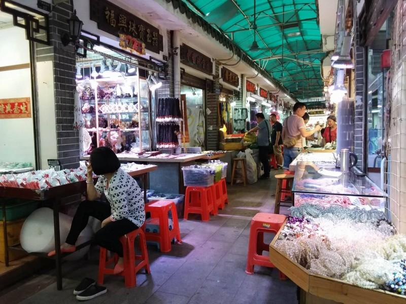 広州天然石市場